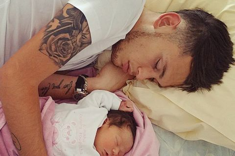 Lucas Ocampos (OM) papa : Sa ravissante Majo a accouché de leur premier bébé