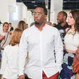 Diddy lors de la foire Art Basel Miami Beach 2014. Miami, le 3 décembre 2014.