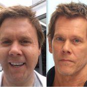 Kevin Bacon métamorphosé : Le visage bouffi, la star de Footloose méconnaissable