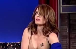 Tina Fey, 44 ans : Un strip-tease inattendu en plein show télévisé !