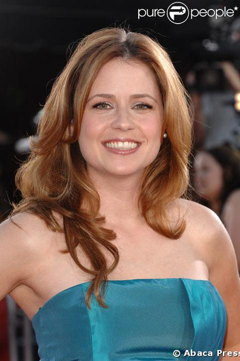 Jenna Fischer de The Office