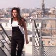 La belle Malika Ménard dans la clip On verra de Nekfeu