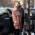 Kesha à la sortie de son hôtel à New York. Le 17 février 2015