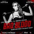 Cara Delevingne - Affiche promotionnelle de Bad Blood le prochain clip de Taylor Swift, il sera diffusé le 17 mai prochain lors des Billboard Music Awards