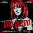 Hayley Williams - Affiche promotionnelle de Bad Blood le prochain clip de Taylor Swift, il sera diffusé le 17 mai prochain lors des Billboard Music Awards