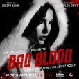 Lily Aldridge - Affiche promotionnelle de Bad Blood le prochain clip de Taylor Swift, il sera diffusé le 17 mai prochain lors des Billboard Music Awards