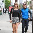 "Taylor Swift va dejeuner au restaurant "" Jack N Jill "" à West Hollywood Los Angeles, le 08 mai 2015"