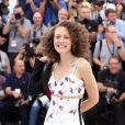 """Chrystèle Saint Louis Augustin - Photocall du film """"Mon Roi"""" lors du 68e Festival International du Film de Cannes, le 17 mai 2015."""