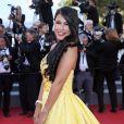 """Ayem Nour - Montée des marches du film """"Inside Out"""" (Vice-Versa) lors du 68 ème Festival International du Film de Cannes, à Cannes le 18 mai 2015.  Red carpet for the movie """"Inside Out"""" during the 68 th Cannes Film festival - Cannes on May 18, 2015.18/05/2015 - Cannes"""