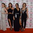"""Little Mix au photocall de la soirée """"Cosmopolitan Ultimate Women Awards"""" à Londres, le 3 décembre 2014"""