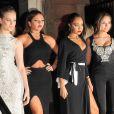 """Little Mix à la soirée """"Cosmopolitan Ultimate Women Awards"""" à Londres, le 3 décembre 2014"""