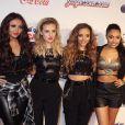 """Little Mix - People a la soiree """"Jingle Bell"""" a Londres. Le 8 decembre 2013"""