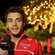 Jules Bianchi au Grand Prix du Bahraïn sur le circuit de Sakhir le 27 février 2014