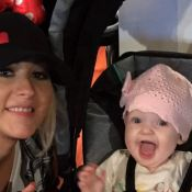 Christina Aguilera : Photo craquante de sa fille, fan de Disney
