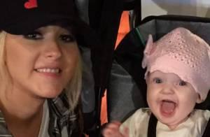 Christina Aguilera : Photo craquante de sa fille, fan de Disney
