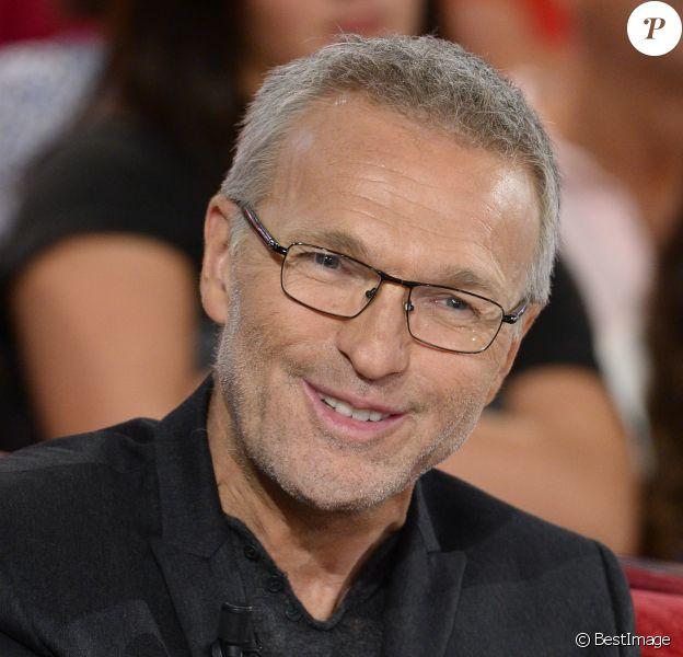 Laurent Ruquier - Enregistrement de l'émission Vivement Dimanche à Paris le 3 septembre 2014.