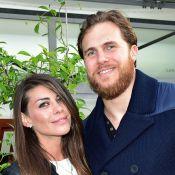 Roland-Garros: William Accambray in love de sa jolie DJ pour un bel anniversaire