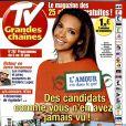 Magazine  TV Grandes Chaînes  en kiosques le 1er juin 2015.