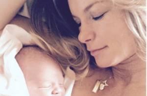 Marisa Miller a accouché : Le top model présente son adorable bébé !