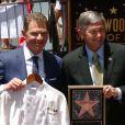 Bobby Flay reçoit son étoile sur Hollywood Bvd, le 2 juin 2015