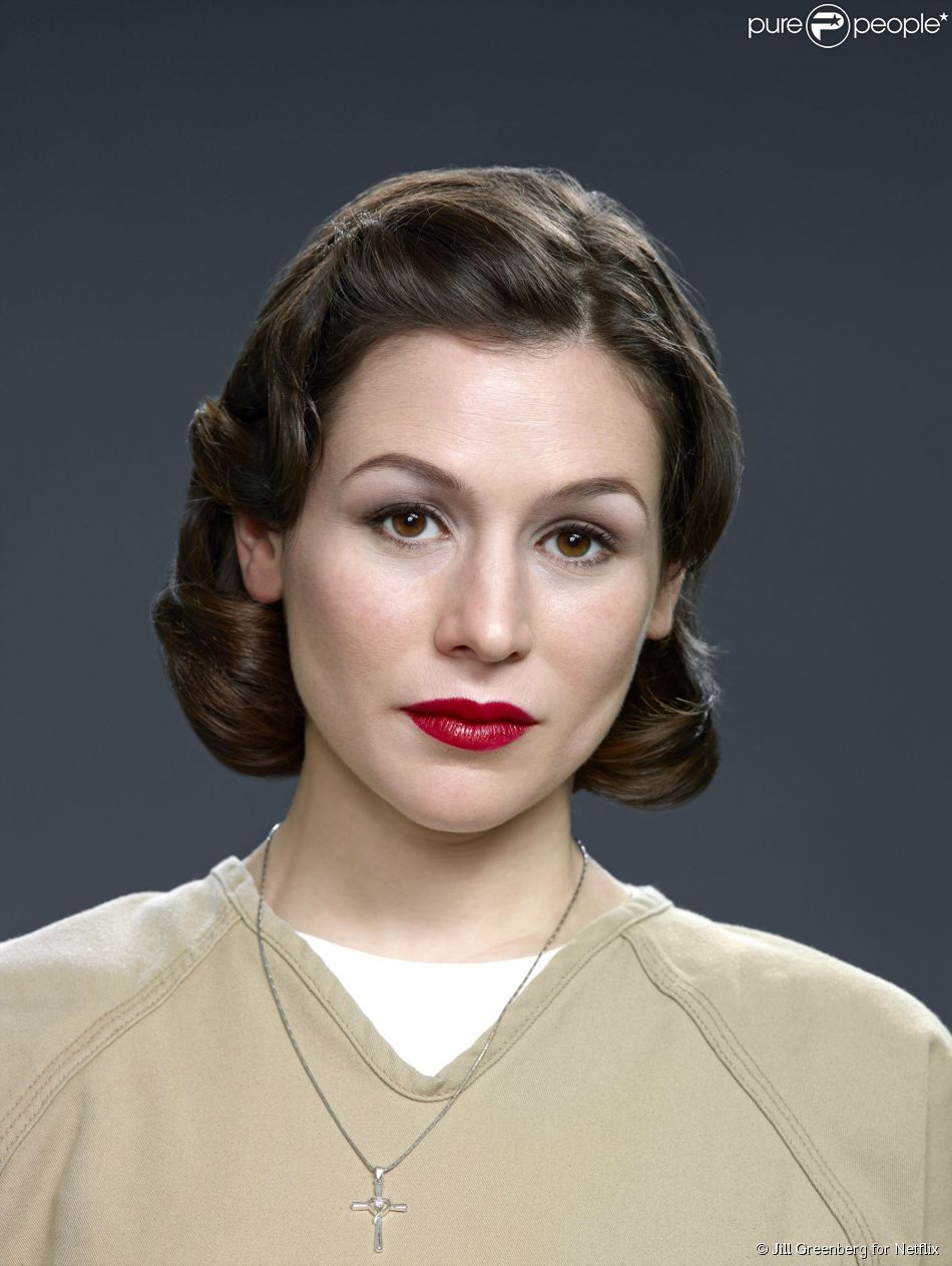 Yael Stone est Morello dans Orange is the New Black