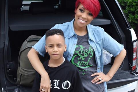 Monica : La chanteuse dépense une fortune pour les 10 ans de son fils Rocko