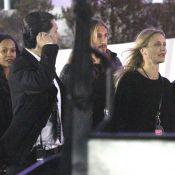 Cameron Diaz et Benji Madden : Au concert de U2 avec Zoe Saldana et son mari