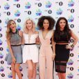 Jade Thirlwall, Perrie Edwards, Leigh-Anne Pinnock, Jesy Nelson, du groupe Little Mix - Personnalites arrivant aux BBC Radio Teen Awards 2013 au Wembley Arena, a Londres, le 3 Novembre 2013