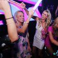 Brooke Wiederhorn, Nicky Hilton, Paris Hilton - Belvedere Vodka présente la Bachelorette Party de Nicky Hilton au club Wall de Miami, Floride, le 6 juin 2015