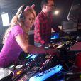 Paris Hilton - Belvedere Vodka présente la Bachelorette Party de Nicky Hilton au club Wall de Miami, Floride, le 6 juin 2015