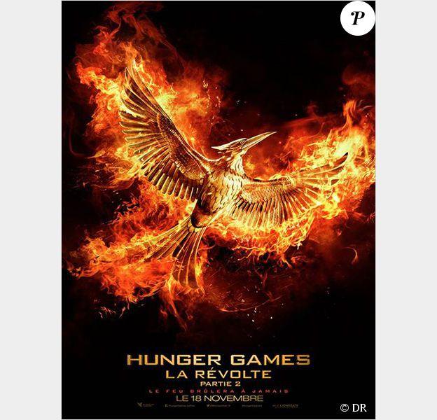 Affiche du film Hunger Games - La Révolte : Partie 2
