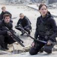Image du film Hunger Games - La R2volte : Partie 2, relayée par Jennifer Lawrence