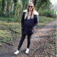 Rebecca Addlington - Photo issue de son compte Instagram le 22 mars 2015