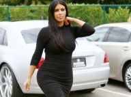 Kim Kardashian, enceinte : Sexy et stylée en ce début de grossesse