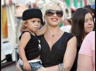 REPORTAGE PHOTOS : Gwen Stefani, une maman radieuse et un fils trop mignon !