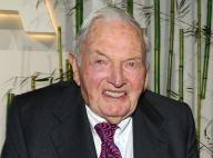 David Rockefeller a 100 ans : L'héritier devient le doyen des milliardaires...