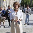 Marisol Touraine - Arrivées au mariage de Pierre Moscovici à la mairie du VIème à Paris. le 13 juin 2015 13/06/2015 - Paris