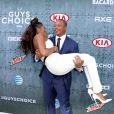 Taraji P. Henson, Terrence Howard - Cérémonie des Spike TV's Guys Choice Awards à Los Angeles le 6 juin 2015