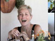 REPORTAGE PHOTOS : Sharon Stone... elle n'a pas perdu la garde de son enfant !