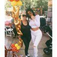 Kylie Jenner a passé le 15 juin a célébrer l'anniversaire de North à Disneyland