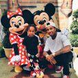 Tyga et son fils ont été à Disneyland pour l'anniversaire de North
