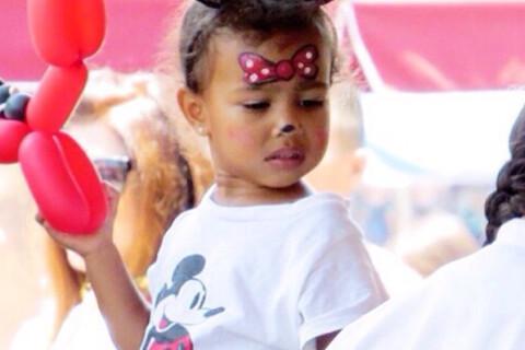 Kim Kardashian à Disneyland : Journée fun pour l'anniversaire de North