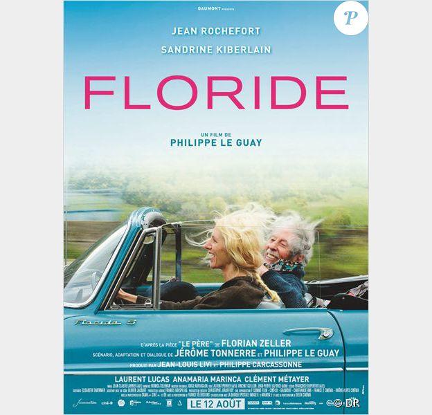 Affiche du film Floride, en salles le 12 août 2015