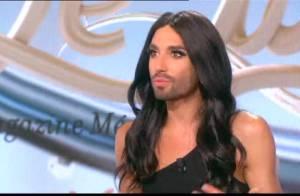 Conchita Wurst : Si admirative de Caitlyn Jenner, après son changement de sexe !