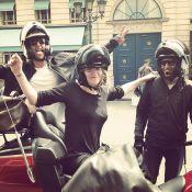 Courtney Love choquée : Sa voiture attaquée à Paris dans la guerre Uber/Taxis