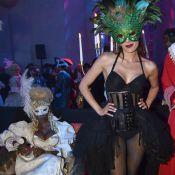 Sofia Essaïdi au Grand Bal Masqué : Sexy et baroque pour Kamel Ouali