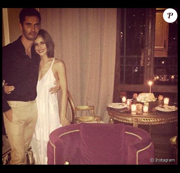 Cheryl Cole fête ses 32 ans en Italie avec son mari Jean-Bernard Versini - Instagram, juin 2015