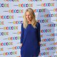 Agathe Lecaron - Conférence de presse de rentrée du groupe France Télévisions à Paris, le 28 août 2012.