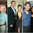 Ben Affleck, Jennifer Garner et leurs ex respectifs.