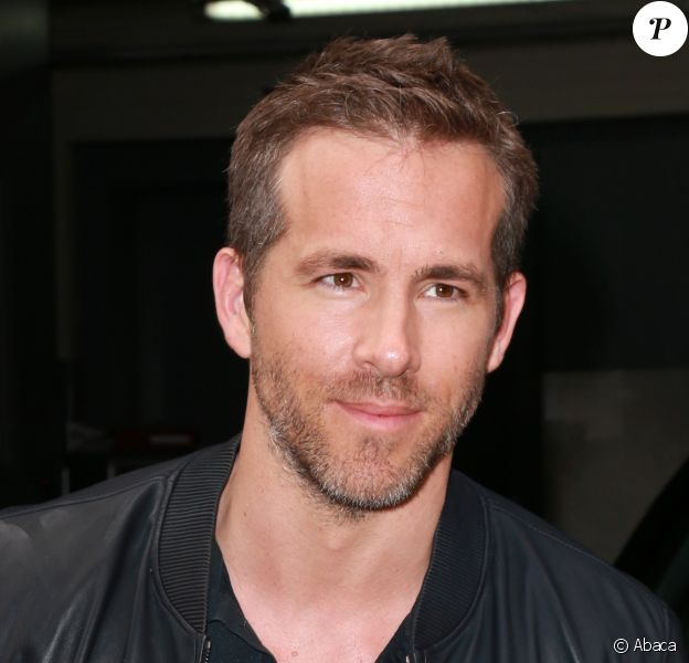 Ryan Reynoldsà New York le 6 juillet 2015.